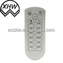 waterproof remote control for hospital room hotel room