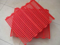 pig farm equipment /poulty equipment pig slattedfloor plastic floor for pig farm