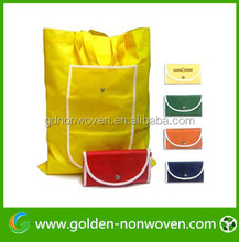 Customized top quality ultrasonic non woven bag/tnt non woven bag /eco non woven bag