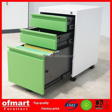 2015 style for 4 drawer file cabinet pedestal