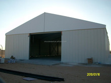 Large Aluminum Frame Warehouse Tent/Storage Tent/Workshop Tent in Uzbekistan for Sale from China Big Tent Manufacture
