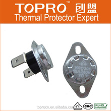70 Celsius Bakelite body KSD301 Hair Dryer Thermostat