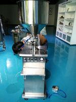 Semi Automatic Edible Oil Filling Machine