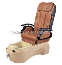 yellow lether modern pedicure Chair