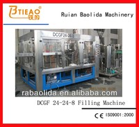 CGF Series Washing-Filling-Capping 3-IN-1 Unit (CGF24-24-8)