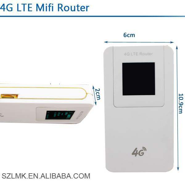 External Antenna Router 4g Router With External