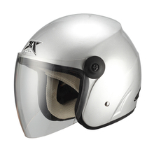 2015 NEW open face anti-fog visor motorcycle helmet unique DOT/ECE motorcycle helmets new style open face german style helmet