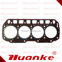 High quality forklift parts forklift cylinder head gasket for 4D94E engine