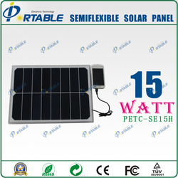 Hot Sale travel mobile charger bag /solar panel for Iphone,battery,Ipad,laptop