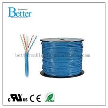 Excellent quality hot sale pvc/lszh cat5e sftp network cable