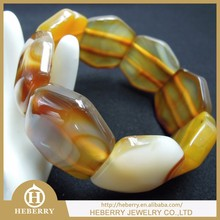 new fashion costume jewelry wholesale fine healing crystal with high quality