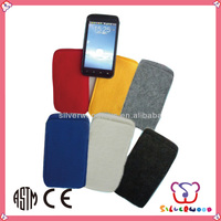 GSV ICTI Factory cheap wholesale handmade mobile phone accessories bags