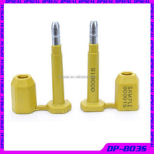 High Security Truck Container Bolt Seal Lock DP-B03S