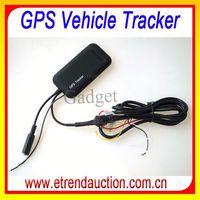 Russian Federation Hot Sale GPS Car Tracker GPS Vehicle Tracking System Vehicle Tracker Sim Card CDMA/GSM Car GPS Tracker