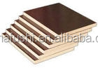 Hardwood Core AA grade 2-time pressed Film Faced Plywood with WBP Glue
