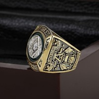 CSR057 NFL 1968 Super Bowl III New York Jets Championship Replica Ring