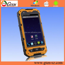 Original Land Rover A8 cell phone Android 4.2 IP68 Waterproof MTK6572 Dual Core Gorilla Glass Dustproof Shockproof Android 4.2
