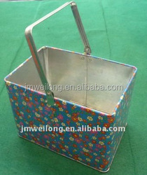 large kitchen metal container/box