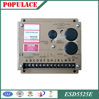 ESD5525E generator control unit electronic governor