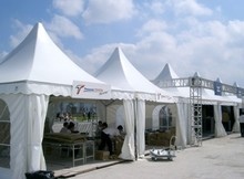 High quality outdoor canopy pagoda tents garden gazebo