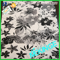 High quality fabric painting designs dresses
