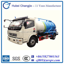 3T/130HP/Diesel Vacuum Sewage Suction Truck, Auto for sale