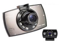 2.7 Inch LCD 1080P Full HD Dual Lens Rearview Reversing Auto Camera