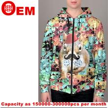 ผู้ใหญ่เสื้อกันหนาวเสื้อสวมหัวhoddiesรูปแบบการพิมพ์เสื้อยืดสำหรับผู้ชายขายส่งออกแบบ