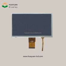 """7 inch 800x480 capacitive touch screen/Resistive Touch lcd Monitor 7"""" LCD TFT"""