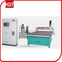 Lockset foam gasket making machine