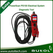 Circuit Tester Autel PS100 Electrical System Tester PowerScan PS100 Built-in Flashlight