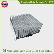 de calor / personalizados extruidos de aluminio del disipador de calor / forja en frío de aluminio del disipador de calor