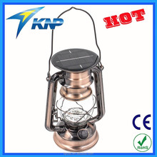 Hot Adjustable Hurricane 15 LED Antique Solar Lantern