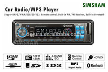 RADIOS PARA AUTOMOVILES, radio del coche mp3 coche aux sd usb bluetooth