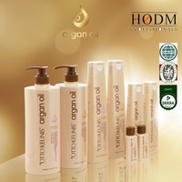 Professional personalized customized your own logos wholesale argan oil shampoo