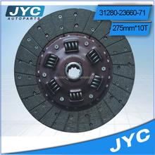 31280-23660-71automatic transmisión de fricción heavy duty disco de embrague