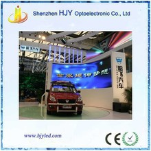 Good quality p6 indoor led video images animation led sign