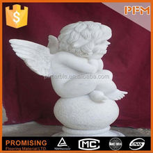 latest hot sale cheap well polished beautiful hand carved marble bison bear sculptures