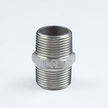 stainless steel nipple jic