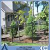dupont architectural grade powder coat custom designed ornamental wrought iron fencing