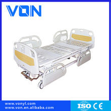 Fitness equipment medical equipment 3 function manual hospital bed