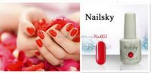 2015 Fashion long lasting 133 colors soak off nail gel polish wholesale gel nail