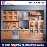 l shaped modular kitchen designs wooden kitchen cabinet