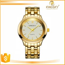 newest colorful couples wrist watch for lady