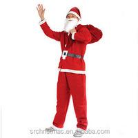 Christmas Costume Santa Claus suit Costumes