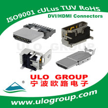 Contemporary Special Dvi 24+1 Pins Male Solder Type Connector Manufacturer & Supplier - ULO Group