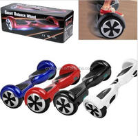 Best Christmas gift 6.5inch small size 2 wheel scooters for kids children 2 wheel self balancing kids scooter
