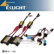 EK Hot Sell AC/DC 12v 35w 55w xenon hid kit H1 H3 H4 H7 H11 H13 9006 D1 D2 D3 D4 xenon hid kit