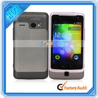Android2.3.4 OS Dual SIM Wifi TV FM MP3/MP4 Bluetooth 3.5Inch Photoelectri Capacitance Touch Screen Cheap Cell Phones