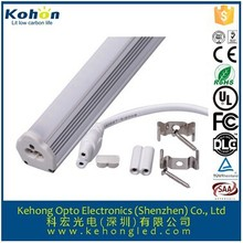 High cost performance integrating T5 LED tube 1200-1600lm 2ft 3ft 4ft 5ft